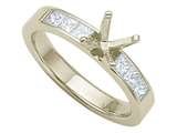 Karina B™ Princess Diamonds Engagement Ring style: 8150