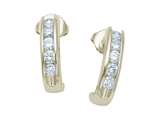 Karina B™ Round Diamonds Earrings style: 8154