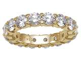 Karina B™ Round Diamonds Eternity Band style: 8156