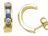 Karina B™ Sapphire Earrings style: 8157S