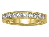 Karina B™ Round Diamonds Band style: 8182