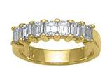 Karina B™ Emerald Cut Diamonds Band