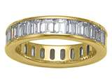 Karina B™ Baguette Diamonds Eternity Band style: 8204