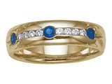 Karina B™ Sapphire Band style: 8210S