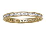 Karina B™ Round Diamonds Eternity Band style: 8212