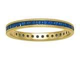 Karina B™ Sapphire Eternity Band style: 8212S