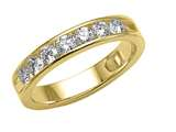 Karina B™ Round Diamonds Band style: 8223