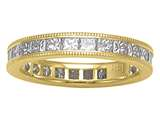 Karina B™ Princess Diamonds Eternity Band style: 8232