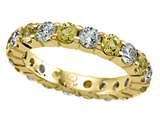 Karina B™ Yellow Sapphire Eternity Band style: 8236YD