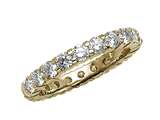 Karina B™ Round Diamonds Eternity Band style: 8256
