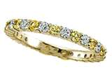 Karina B™ Yellow Sapphire Eternity Band style: 8277Y