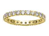 Karina B™ Round Diamonds Eternity Band style: 8286