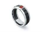 Tonino Lamborghini Primo Collection Stainless Steel Ring Style number: TRG004000
