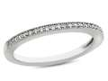 Zoe R™ 925 Sterling Silver - Additional Matching Band for Style BM10606