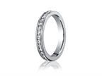 Benchmark 3mm Round Diamonds Eternity Band Style number: 513550