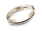 Benchmark 4mm Comfort Fit Wedding Band / Ring Style number: CF6441114KR