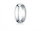 Benchmark 10k Gold 5.5mm European Comfort-fit Ring Style number: EUCF15510K