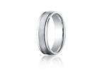 Benchmark 6mm Comfort Fit Wedding Band / Ring Style number: RECF7602SCC