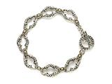 Sterling Silver Bracelet by Effy Collection style: 520105