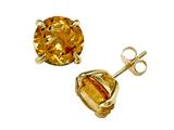 Genuine Citrine Earrings by Effy Collection® style: 520156
