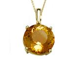 Genuine Citrine Necklace by Effy Collection® style: 520157