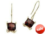 Genuine Garnet Earrings by Effy Collection® style: 520016