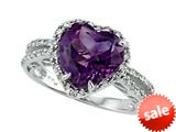 Genuine 10mm Amethyst Ring by Effy Collection® style: 520056