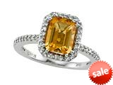 Genuine Citrine Ring by Effy Collection® style: 520068