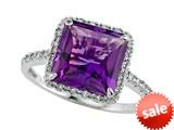 Genuine Amethyst Ring by Effy Collection® style: 520069