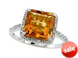 Genuine Citrine Ring by Effy Collection® style: 520071