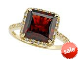 Genuine Garnet Ring by Effy Collection® style: 520072