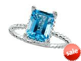 Genuine Blue Topaz Ring by Effy Collection® style: 520073