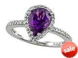 Genuine Amethyst Ring by Effy Collection® style: 520078