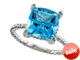 Genuine Blue Topaz Ring by Effy Collection® style: 520082