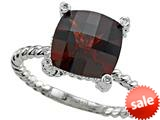 Genuine Garnet Ring by Effy Collection® style: 520085