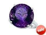 Genuine Amethyst Ring by Effy Collection® style: 520190
