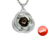 Balissima By Effy Collection Sterling Silver Smoky Quartz Pendant Necklace style: 520321
