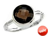 Balissima By Effy Collection Sterling Silver Smoky Quartz Ring style: 520379CD