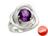 Balissima By Effy Collection Sterling Silver Amethyst Ring style: 520382