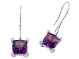 Genuine Amethyst Earrings by Effy Collection® style: 520012