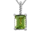 Genuine Peridot Pendant by Effy Collection® style: 520026