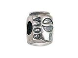 Zable™ Sterling Silver Cola Can Bead / Charm style: BZ1902