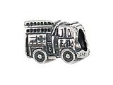 Zable™ Fire Truck Pandora Compatible Bead / Charm style: BZ2057