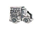 Zable™ Ambulance Bead / Charm style: BZ2066