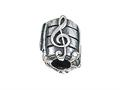 Zable™ Sheet Music Pandora Compatible Bead / Charm