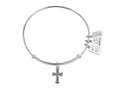 Wind And Fire Expandable Bangle Cross