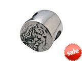 Zable™ Sterling Silver Zodiac-Aquarius Bead / Charm style: BZ0411