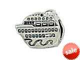 Zable™ Sterling Silver Cruise Ship Bead / Charm style: BZ1482