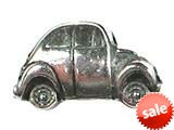 Zable™ Sterling Silver Vw Bug Car Bead / Charm style: BZ2248