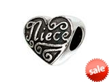 Zable™ Sterling Silver Niece Bead / Charm style: BZ2262